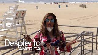 Nuevas restricciones para visitar las playas de la costa este de EEUU | Dr. Juan