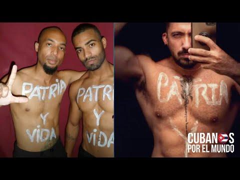 Gran repercusión del tema Patria y Cuba entre los @Cubanos por el Mundo