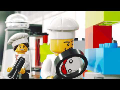 Order your food with LEGO bricks – and have it delivered by dancing robots! Thanks to a highly creative collaboration between the LEGO Group and HiQ, the family's meal at LEGO House in Billund, Denmark, really is something out of the ordinary!