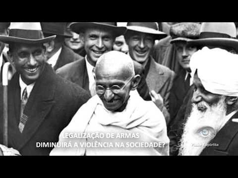 ALBERTO ALMEIDA - E A LEGALIZAÇÃO DAS ARMAS