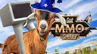 Goat Simulator MMO - MICROWAVE ADVENTURER