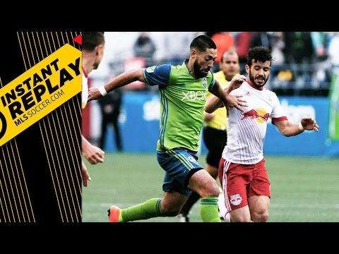 Clint Dempsey's clash with Felipe and reds to Shea, Beckerman   INSTANT REPLAY
