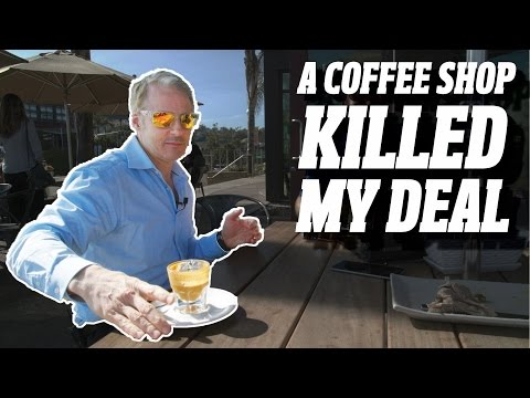 A Business Meeting at a Coffee Shop KILLED My Deal