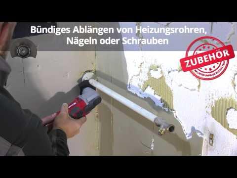 Schulungsvideo Einhell TE-MG 300 EQ