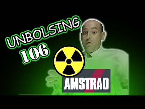 UNBOLSING 106 AMSTRAD CPC 464