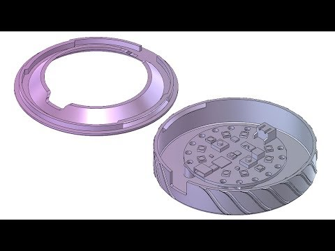Fusion 360 Tutorial –Circular SnapFit Cases!