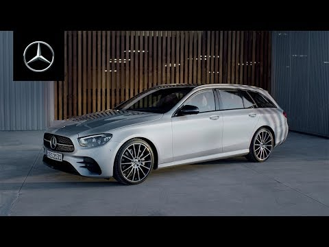 The New E-Class Estate 2020: Made to Win the Day