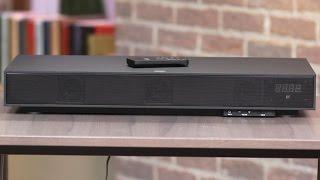 Zvox SoundBase 350 is decent for a budget TV speaker
