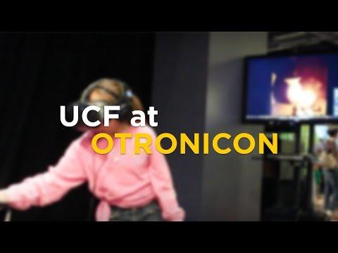 UCF at Orlando's Otronicon 2017