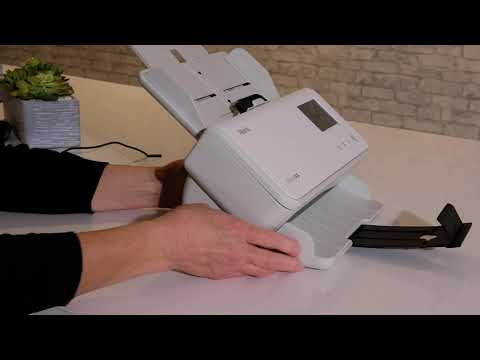 Replacing the Consumables on KODAK INfuse AX Scanners Preview