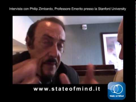 Interview with Philip Zimbardo in Washington DC - APA 2014