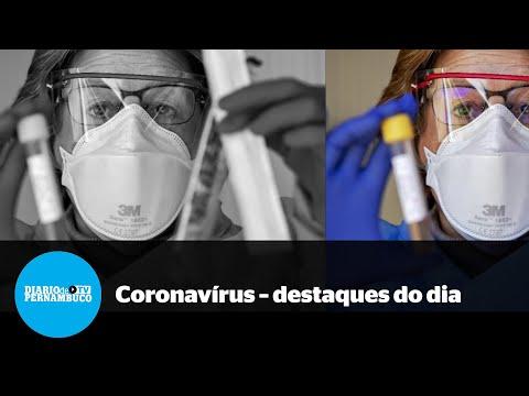 A pandemia em Pernambuco -  destaques de 31 de Março