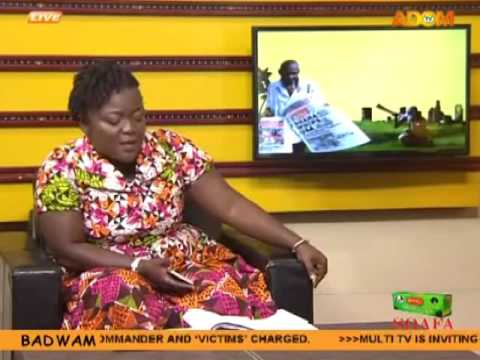 Urinary Tract Infection - Afisem on Adom TV (27-9-16)