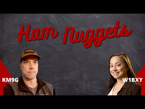 Ham Nuggets Live! w/Becky Schoenfeld, W1BXY - Editorial Director, QST and On the Air