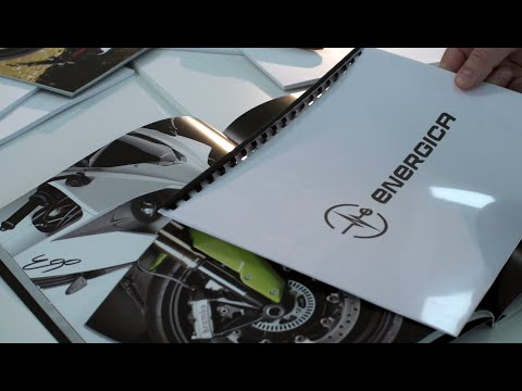 Energica: A Decade of Building the Future.