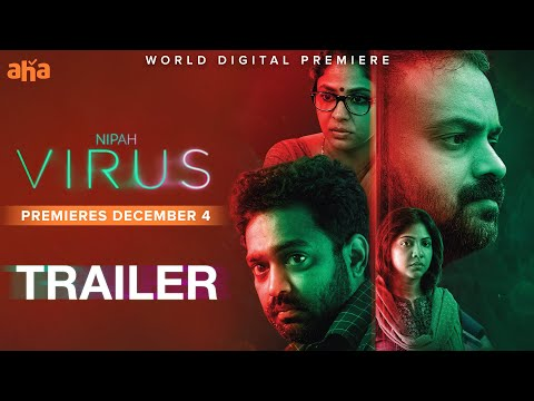 Nipah Virus Telugu Trailer  Tovino Thomas    Parvathy Thiruvothu   Aashiq Abu   Premieres December 4