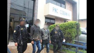 Resultados de allanamientos en Zona 5 de Villa Nueva