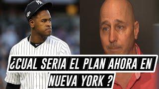 ¿Con Severino fuera, cuál sería el plan de los Yankees para sustituirlo