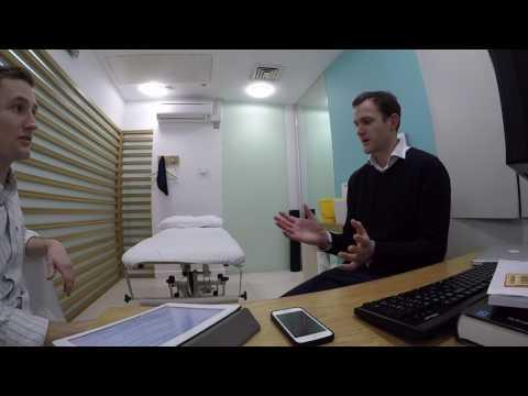 Pure Sports Medicine Interviews: Simon Lack (full version)