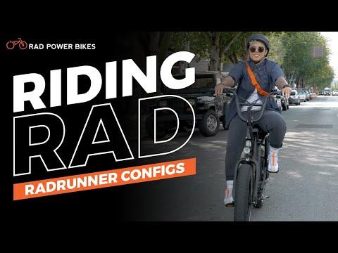 RadRunner Configurations | Riding Rad