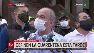 Gobierno atiende pedidos del penal de Palmasola, instalarán consultorio móvil
