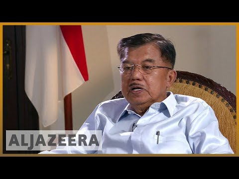 🇮🇩 Al Jazeera's interview with Indonesian Vice President Jusuf Kalla | Al Jazeera English
