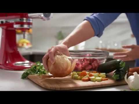 Kitchenaid - Tilbehør - Kødhakker 2