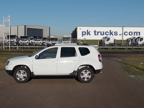 re3882 - Renault Duster 1.5 DCI SUV - NEW