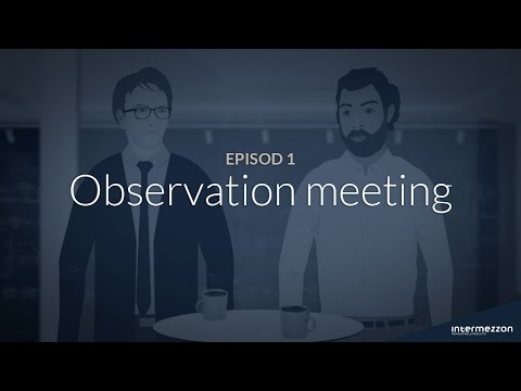 Observation meeting