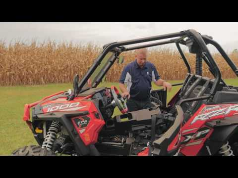How to install the IMMI Click6 Harness on a RZR 1000XP