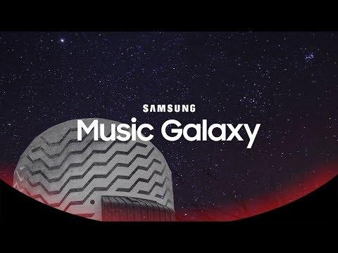Lyttesession i Planetarium – Music Galaxy