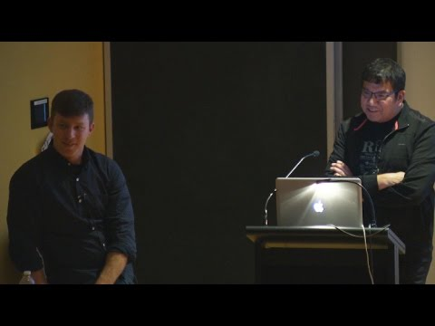 'Finding Metacom', Duane Slick and Martin Smick, Artist Talk 11.9.16