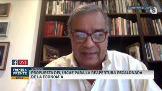 INCAE considera que deben dejarse de lado interes políticos para reactivar la economía