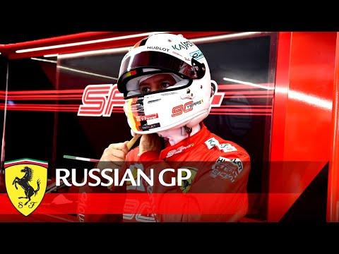 Russian Grand Prix Preview - Scuderia Ferrari 2019