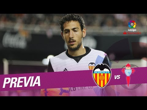 Previa Valencia CF vs RC Celta