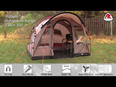 Cabin 300 - Pure Outdoor Passion