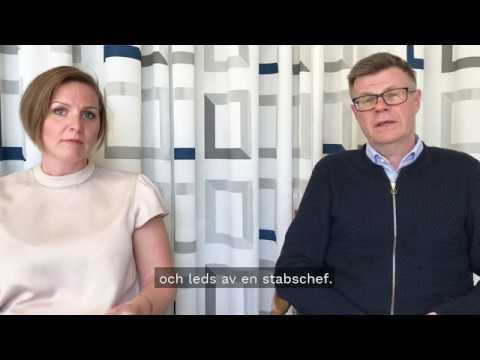 Ronneby kommuns stabsarbete