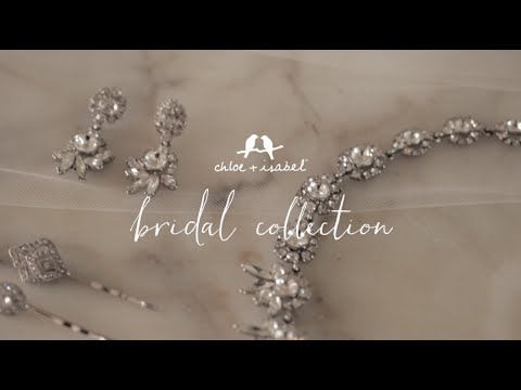 Chloe + Isabel Bridal Collection