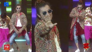 Pandu Performance Promo - Dhee Champions (#Dhee12) - 9th September 2020 - Sudigali Sudheer - MALLEMALATV
