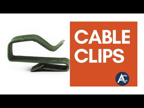 Cable Clips by ARaymond Tinnerman