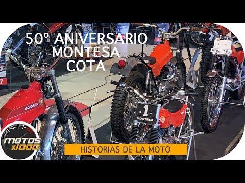 Montesa Cota Expo 50 Años | Historias de la Moto