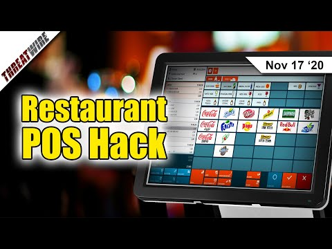 Restaurant POS Hacks, DNS Cache Poisoning is Back!, Hackers Target Covid Vaccine Orgs  - ThreatWire