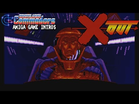 Amiga Game Intro: X-Out (Rainbow Arts,1990)