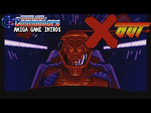 Amiga Game Intro: X-Out (Rainbow Arts,1990)