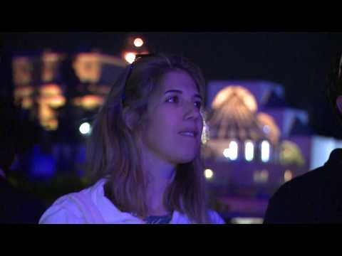 Old meets new in projection mapping Jerusalem