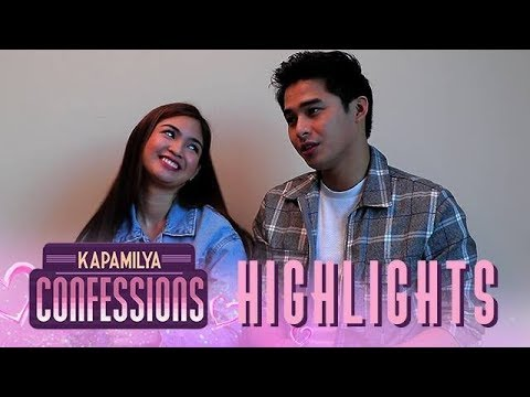 Kapamilya Confessions Highlight: Heaven and McCoy take the 'First and Last Questions Challenge'