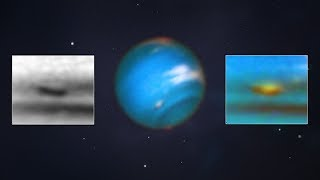 Hubble Watches Neptune's Dark Storm Die
