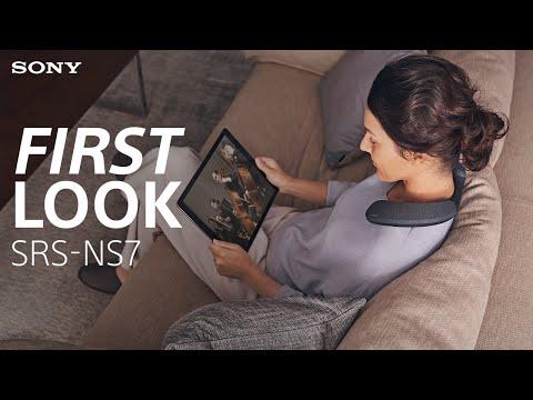 FIRST LOOK: SRS-NS7 Neckband Speaker