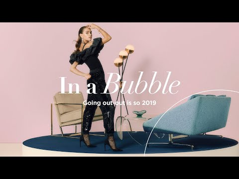 riverisland.com & River Island promo code video: In A Bubble // Going out out is so 2019 // River Island
