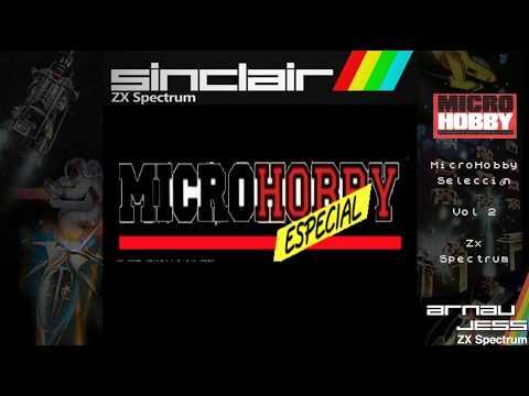MicroHobby Selección Vol 2 Zx Spectrum